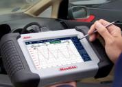 Electronica de vehiculos y escaneo de vehículos