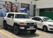Toyota fj cruiser trd 2011 46000 kms
