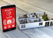 Sistema de alarma gsm inalambrica