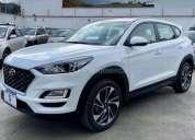 Hyundai tucson tl 2020 en cuenca