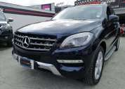 Mercedes benz ml 400 2014 68000 kms