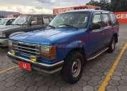 Ford explorer xlt 1992 408000 kms