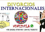Abogados en venezuela