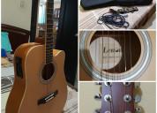 Vendo guitarra electroacustica nueva de marca
