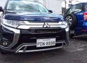 Mitsubishi outlander 2020 10900 kms