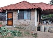 Vendo en chaltura 7.500 m2 de terreno con casa