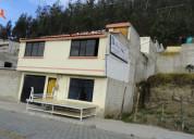 Casa de venta en otavalo ciudadela antonio mejia