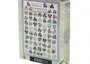 Rompecabezas - jigsaw - puzzle