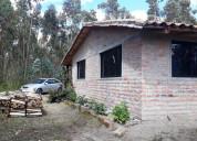 Cabaña de 3 habitaciones 3 baños, media hectárea