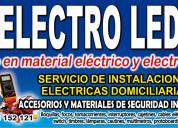Todo electro led