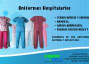 Uniformes para hospitales y clinicas