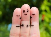 Busco parejas - open mind. discrecion y respeto