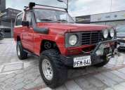Nissan patrol 1980 200000 kms