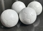 Pelotas de futbolin reforzados