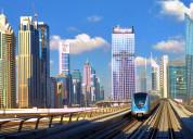 Dubai necesita personal de salud expofuturo 2021