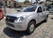 Chevrolet luv cd diesel 2020 en cuenca