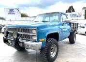 Chevrolet ck 10 1982 39043 kms