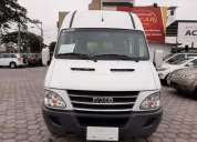 Iveco daily a50 ac 2015 127000 kms