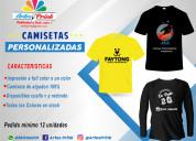 Camisetas personalizadas con tu marca