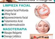 Limpieza facial normal primavera 1 duran