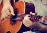 Clases de violin y guitarra en manta