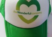 Gorras para empresas y campaÑa polÍtica, con logo