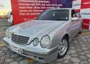 Mercedes benz kompresor 2000 222000 kms