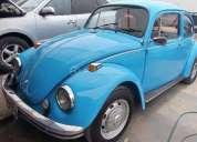 Volkswagen beetle 1973 130000 kms