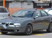 Alfa romeo 156 2002 145000 kms