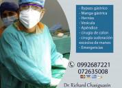 Cirujano general machala 24 horas