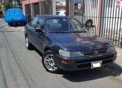Toyota corolla 1 6 1998 280000 kms
