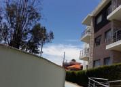 Se vende hermoso departamento en cumbaya