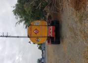 Venta de tanque cisterna