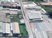 Venta terreno industrial 625 m2 norte de quito