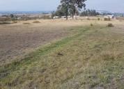 Terreno de 2 hectarias vendo terreno de 2 hect