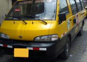 Se vende furgoneta hyundai h100, en buen estado