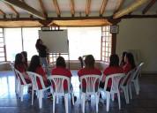 Mujeres centro de rehabilitacion