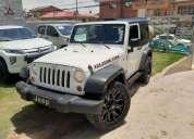 Jeep wrangler sahara 2007 41000 kms