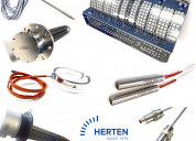 Fabricacion de resistencias electricas y pt100