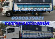 Mudanzas azogues en 0992853821