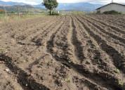 Venta de terreno en chaltura de 7.000 m2