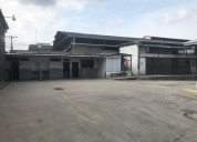 Alquilo bodega 20,000 m2 sector citymall,guayaquil