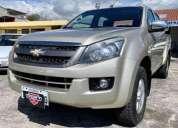 Chevrolet luv cd 2014 147000 kms