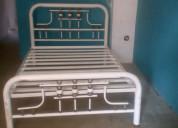 Vendo bases de camas (2da. mano) de re-re-remate.