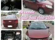 Chevrolet sail 2014 un solo dueño