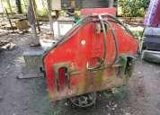Se vende tractor y sus implementos, contactarse.