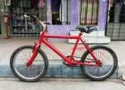 Venta de bicicleta buen estado.