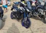 Yamaha mt 09 tracer, contactarse