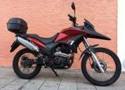 Vendo moto z1 brother 250, contactarse.
