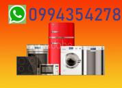 Reparacion de electrodomesticos 0939876029